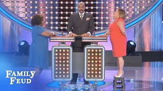 Download Tamika STEPS UP!   Family Feud Video