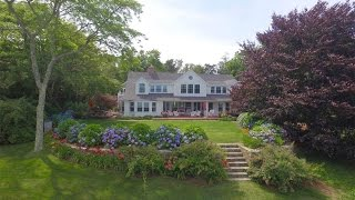 Download Private Bay-View Beach Home in Orleans, Massachusetts Video