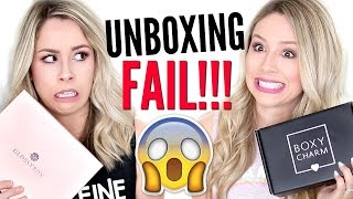 Download $224?? | UNBOXING Boxycharm VS Glossybox FAIL!! Video