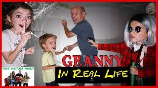Download Granny Game In Real Life Basement Escape / That YouTub3 Family Video