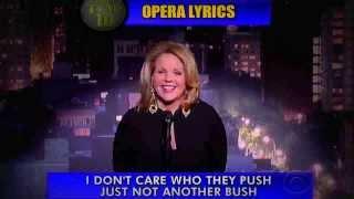 Download Renée Fleming Sings the Top 10 on David Letterman 2013 HD Video