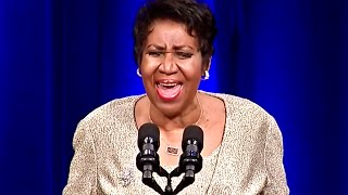 Download Aretha Franklin Sings ″America, The Beautiful″ for Eric Holder's Farewell Video