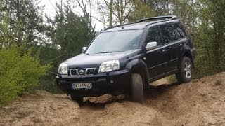 Download Nissan Xtrail offroad on sand II Video