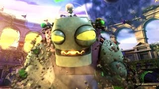 Download Plants vs. Zombies Heroes Animation Trailer [Zomboss] Video