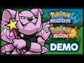 Download Pokémon Sun and Moon Demo Gameplay - Part 2 Video