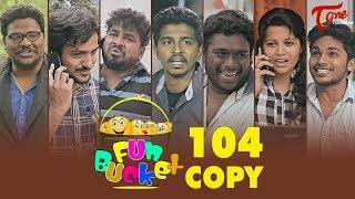 Download Fun Bucket   104th Episode   Funny Videos   Harsha Annavarapu   Comedy Web Series Video