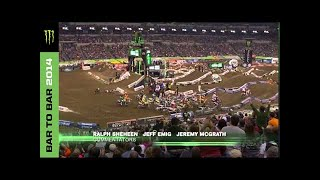 Download Bar to Bar 2014 - Monster Energy Supercross Video