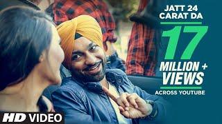 Download Harjit Harman: Jatt 24 Carat Da Full Video Song   Latest Punjabi Songs 2016   T-Series Video