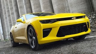 Download 2016 Chevy Camaro SS TECH REVIEW – Sixth Generation Video