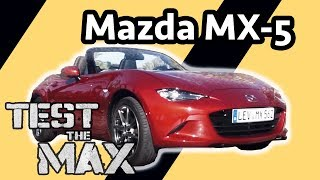 Download Der Maxda MX-5 - Der beliebteste Roadster der Welt | Test the Max Video