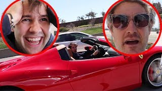 Download THE PROBLEM WITH BUYING HIS DREAM CAR!! Video