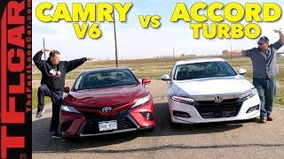 Download Best Seller Battle! 2018 Honda Accord vs Toyota Camry Expert Buyer's Guide Video