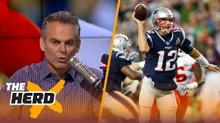 Download Colin Cowherd rips the New England Patriots for their Week 1 performance vs. the Chiefs | THE HERD Video