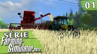 Download Farming Simulator 2013 - Primeira Colheita Video