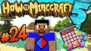 Download BINGO SCAVENGER HUNT! - How To Minecraft S5 #24 Video