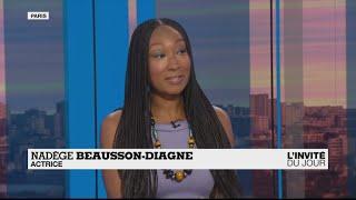 Download Nadège Beausson-Diagne : ″Nous sommes noires avant d'être nous″ Video