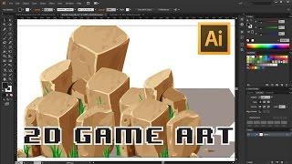 Download Mobile Game Art Timelapse Video