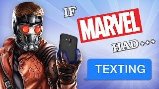 Download IF MARVEL HAD TEXTING 2: Guardians of the Galaxy Edition Video