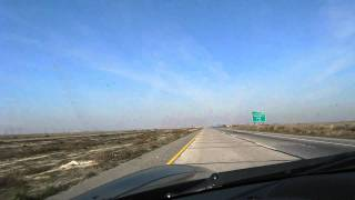 Download HD Time Lapse - Driving I-5 From LA to San Francisco Video
