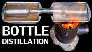 Download How To Turn Salt Water Into Fresh Water (Simple Improvised Distillation) Video