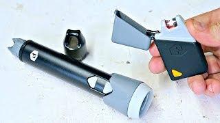 Download Flashlight Plasma Lighter from Kickstarter Video