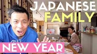 Download What Inside an Average Japanese Family's Home is like New Year's Holiday Video