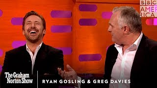 Download Watch Ryan Gosling Lose It Over Greg Davies' Drunk Tale - The Graham Norton Show Video
