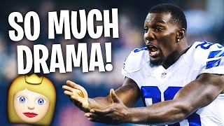 Download The 10 BIGGEST Drama QUEENS in NFL History Video