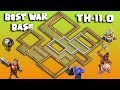 Download UNBEATABLE TH 11 BEST WAR BASE 2018 WITH REPLY ATNI 1 STAR AND ANTI 2 STAR BEST EVER ;;COC Video