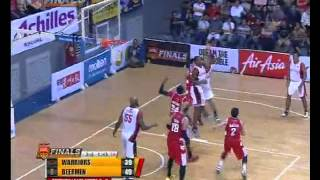 Download AirAsia 2013 ABL Finals Game 3 highlights: Indonesia Warriors vs San Miguel Beermen Video
