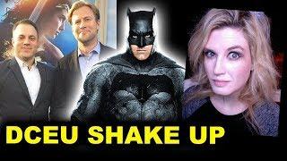 Download Ben Affleck Batman LEAVING after Flashpoint Movie, Geoff Johns & Jon Berg - DCEU Shake-Up Video