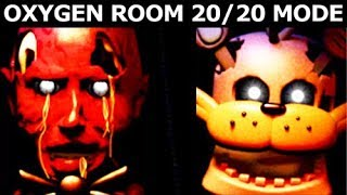JOLLY 3: Chapter 1 & 2 - All Animatronic Voices (FNAF Horror