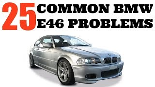 Download 25 BMW E46 COMMON PROBLEMS Video