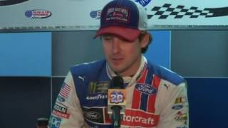 Download Ryan Blaney Meets Daisy Ridley Video