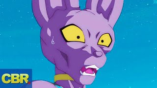 Download 10 Times Beerus Was Left Impressed In Dragon Ball Super Video
