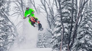 Download The Evolution of Backcountry Snowbiking Video