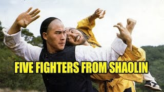 Download Wu Tang Collection - Five Fighters from Shaolin Video