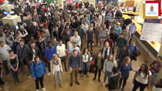 Download Tuks Camerata's flash mob Video