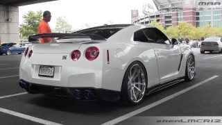 Download Tuned Nissan GTR R35 - Stunning Video