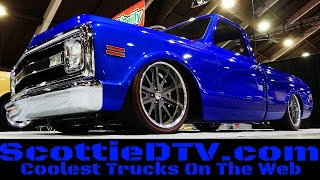 Download 1970 Chevrolet C/10 Street Truck The Grand National Roadster Show 2018 Video
