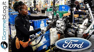 Download 2020 Ford Explorer - PRODUCTION (USA Car Factory) Video