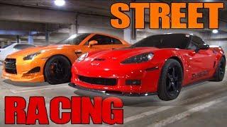 Download California STREETS - GTR's, Corvettes, & a CRV?! Video