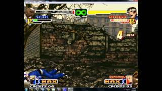 Download The King Of Fighters - Shingo Yabuki Funniest Moments Video