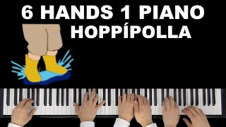 Download Sigur Rós - Hoppípolla (Cover by Many Hands Play Piano) Video