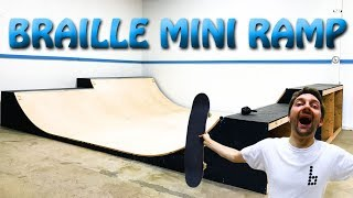 Download THE NEW BRAILLE MINI RAMP! FINALLY! Video