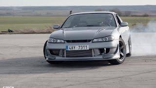Download #KRSTDRFT drift lifestyle vlog #140 1JZ start and Gymkhana CarWars Panenský Týnec Video