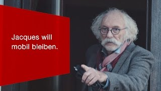 Download Jacques will mobil bleiben. Video