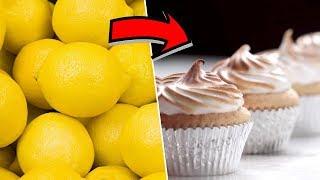 Download Lemon Meringue Cupcakes Review- Buzzfeed Test #95 Video