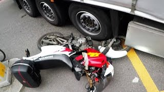 Download Stupid, Crazy & Angry People Vs Bikers - Bad Drivers Caught On Go Pro! [Ep.#03] Video
