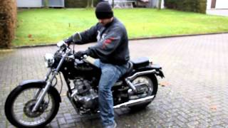 Download Honda Rebel CA125 mit Silvertail K02 Video
